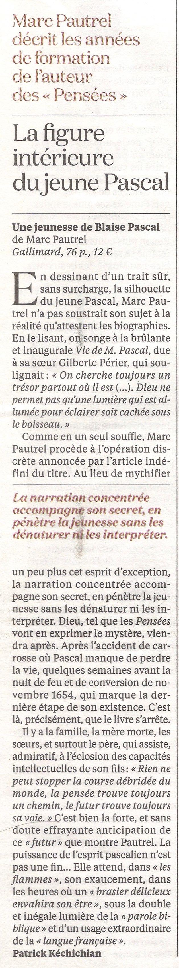 Revue de presse : Le Monde - La ...